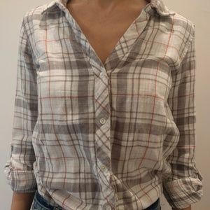 Soft Joie by Joie button down shirt